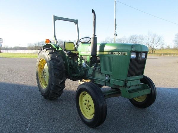 John Deere 1050 Tractor For Sale