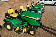 Riding Mower For Sale 2014 John Deere X310