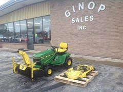 Riding Mower For Sale 1996 John Deere LX188 , 17 HP