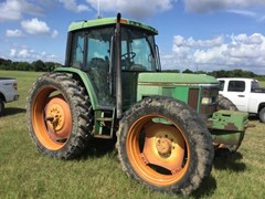 Tractor For Sale 1996 John Deere 6400 , 85 HP