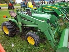 Tractor For Sale 1982 John Deere 650 , 17 HP
