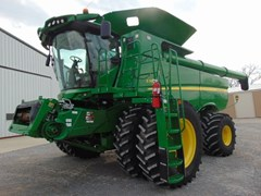 Combine For Sale 2018 John Deere S780