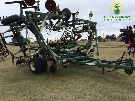 Quinstar LZ5-40 Field Cultivator For Sale