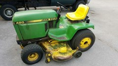Riding Mower For Sale 1986 John Deere 420 , 20 HP