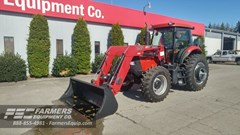 Tractor For Sale 2014 Case IH FRML125A , 125 HP