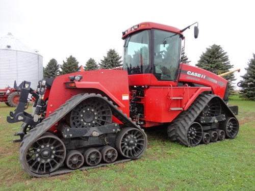 Tractor For Sale:  2010 Case IH STGR 385 , 385 HP