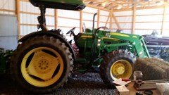 Tractor For Sale 2009 John Deere 5095M , 95 HP