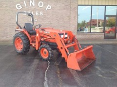 Tractor For Sale:  1999 Kubota L3010GST , 32 HP