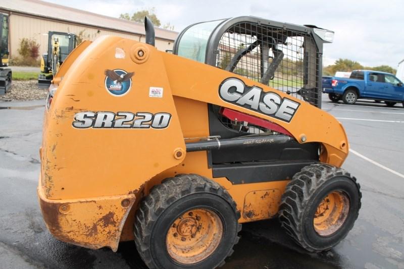 2013 Case SR220 Skid Steer For Sale
