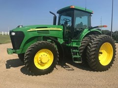 Tractor For Sale 2003 John Deere 7820 , 155 HP