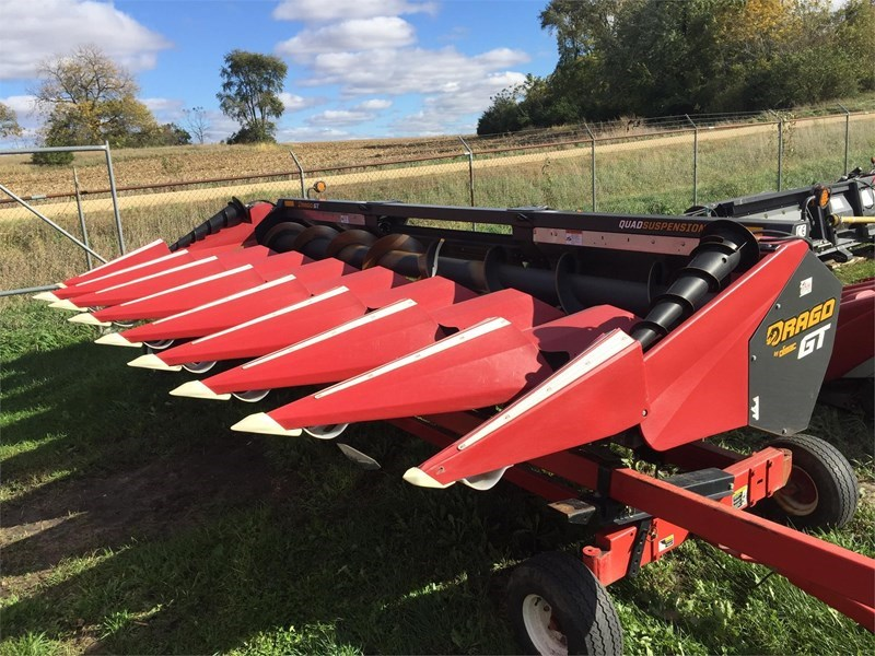 2016 Drago 830 GT Header-Row Crop For Sale