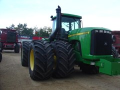 Tractor For Sale 1998 John Deere 9400 , 425 HP