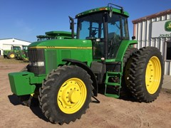 Tractor For Sale 1993 John Deere 7700 , 125 HP