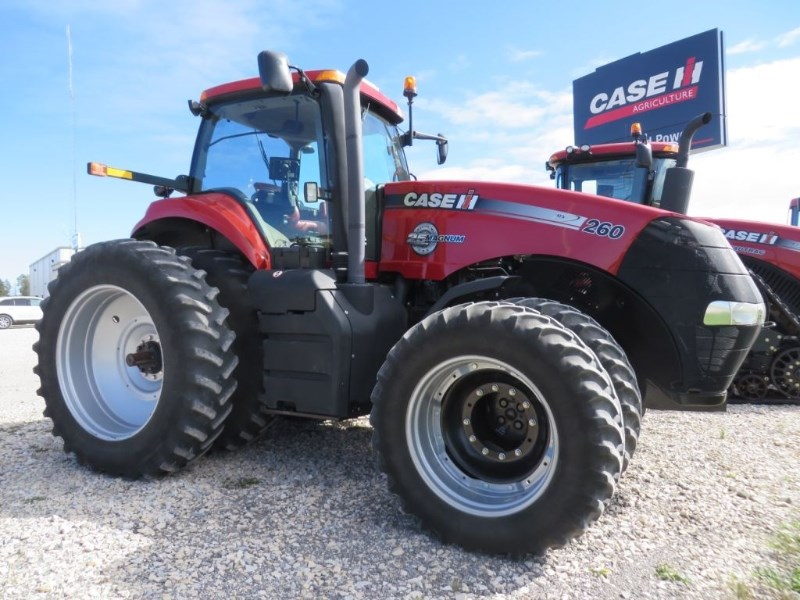 2013 Case IH 260 MAG Tractor For Sale