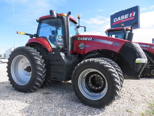 Tractor For Sale:  2013 Case IH 260 MAG , 260 HP