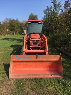 Tractor For Sale 2007 Kubota L5740 , 59 HP