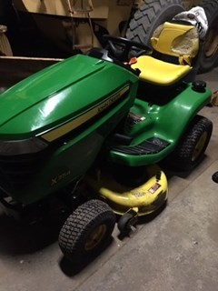 Riding Mower For Sale 2016 John Deere X354 , 18 HP