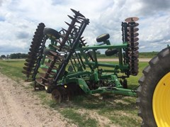 Disk Harrow For Sale 2000 John Deere 637