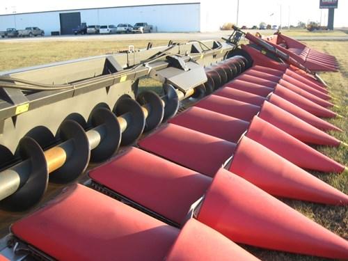 Header-Corn For Sale:  2008 Geringhoff 1230
