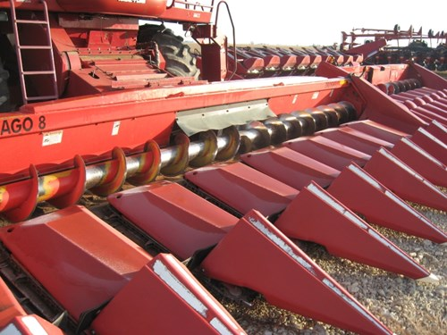 Header-Corn For Sale:  2005 Drago 830