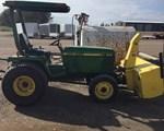 Tractor : John Deere 955 COMPACT, 33 HP