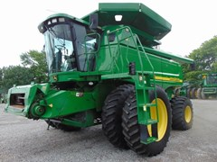 Combine For Sale 2002 John Deere 9750 STS