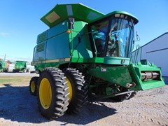 Combine For Sale 1995 John Deere 9600