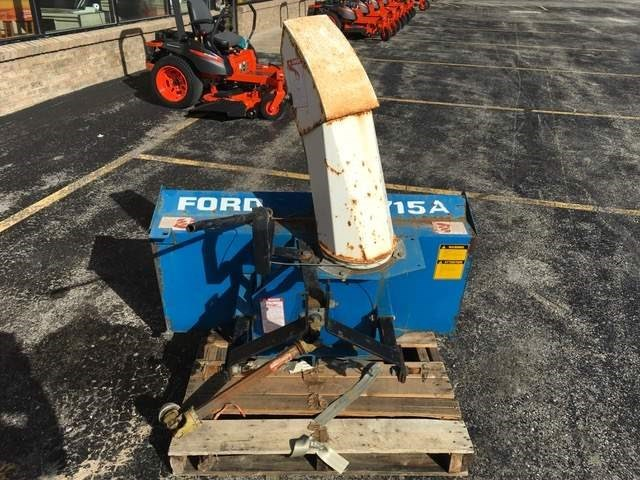 Ford 715A Snow Blower For Sale
