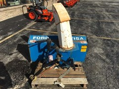 Misc. Ag For Sale:   Ford 715A