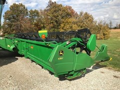 Header-Auger/Flex For Sale 2010 John Deere 635F