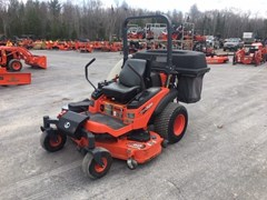 Zero Turn Mower For Sale:  2012 Kubota ZD326P-60
