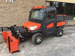 Recreational Vehicle For Sale 2014 Kubota RTV-X1100CWL-H , 24 HP