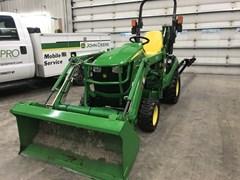 Tractor For Sale 2015 John Deere 1025R , 23 HP