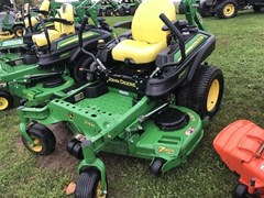 Zero Turn Mower For Sale 2016 John Deere Z920M , 23 HP