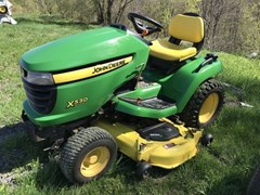 Lawn Mower For Sale 2010 John Deere X530 , 24 HP