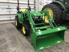 Tractor For Sale 2017 John Deere 3025E , 24 HP