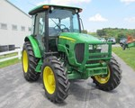 Tractor For Sale: 2009 John Deere 5075M, 75 HP