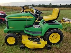 Lawn Mower For Sale 2003 John Deere GX345 , 20 HP