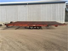 Stack Mover-Pull Type For Sale Rusty Iron