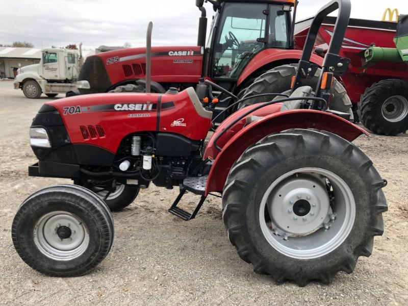 2016 Case IH Farmall 70A Tractor For Sale