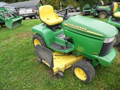 Riding Mower For Sale 1999 John Deere 335 , 20 HP