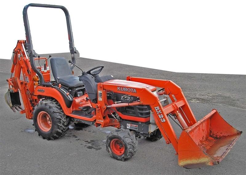 2004 Kubota BX23MLB Tractor For Sale