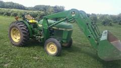 Tractor For Sale 1980 John Deere 2240 , 55 HP