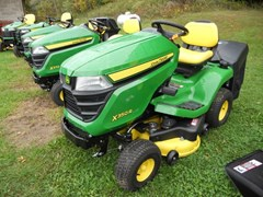 Lawn Mower For Sale 2017 John Deere X350R , 18 HP