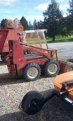 Skid Steer For Sale Gehl 4500 , 40 HP