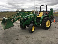 Tractor For Sale 2005 John Deere 4520 , 53 HP