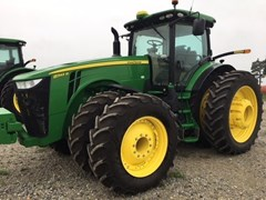 Tractor For Sale 2017 John Deere 8345R , 345 HP