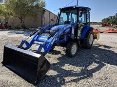 Tractor For Sale 2015 New Holland BOOMER 37 , 36 HP