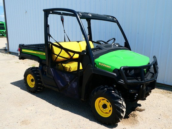 2018 John Deere XUV835M Utility Vehicle For Sale