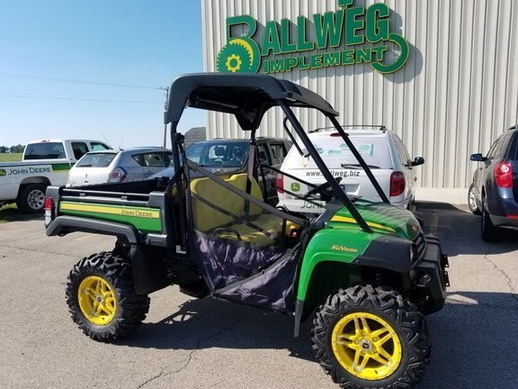 2018 John Deere 825 Utility Vehicle For Sale